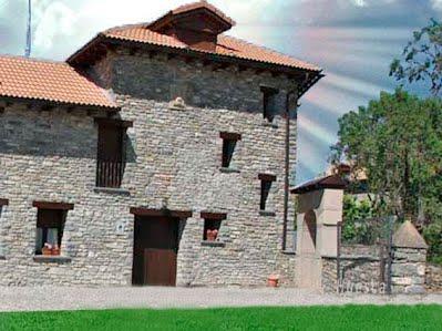 TURISMO VERDE HUESCA. Casa Las Navas de Abay.